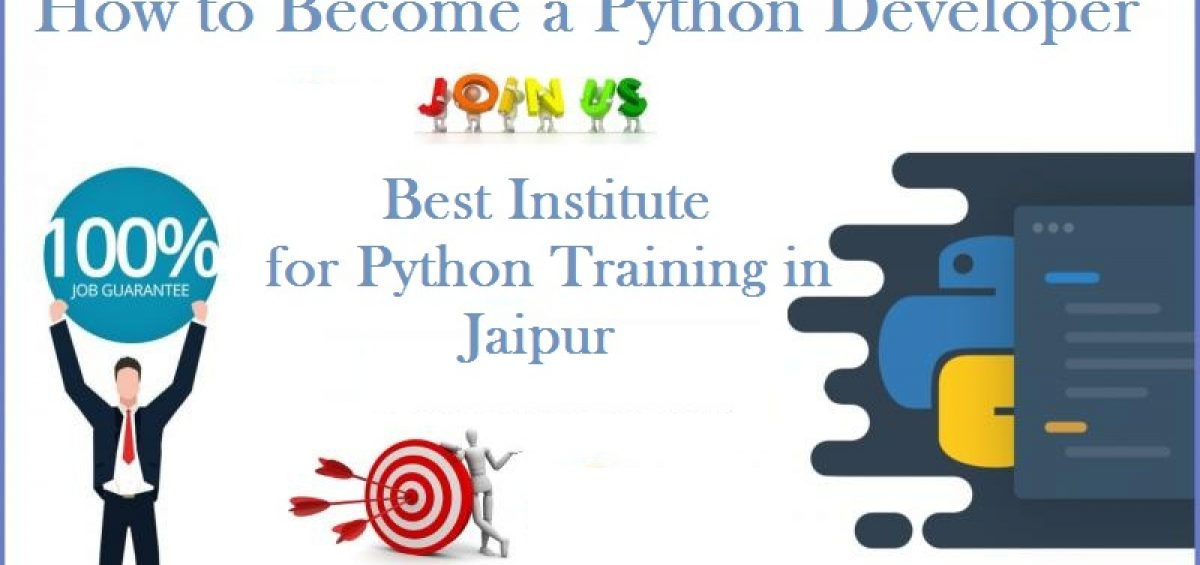 institute for best python training in jaipur